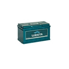 Аккумулятор WESTA 74 Ah 720A