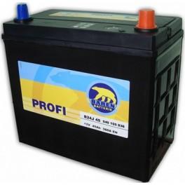 Аккумулятор Baren Profi 100Ah 720A L+