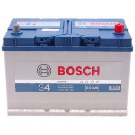 Аккумулятор Bosch S4 Silver S4024 60 Ah 540A