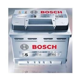 Аккумулятор Bosch Silver Plus S5004 61Ah 600A