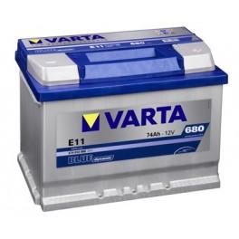 Аккумулятор Varta BLUE Dynamic 74Ah 680A