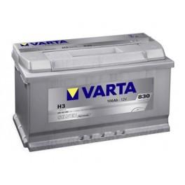 Аккумулятор Varta Silver Dynamic 100Ah 830A