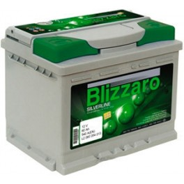 Аккумулятор Blizzaro Silverline 6СТ- 50з (50А/ч)