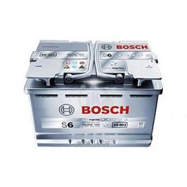 Аккумулятор Bosch S6 AGM S6001 70Ah 760A